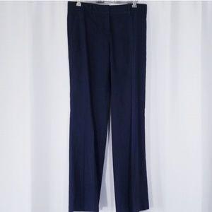 Elie Tahari linen casual blue pants. Size 10
